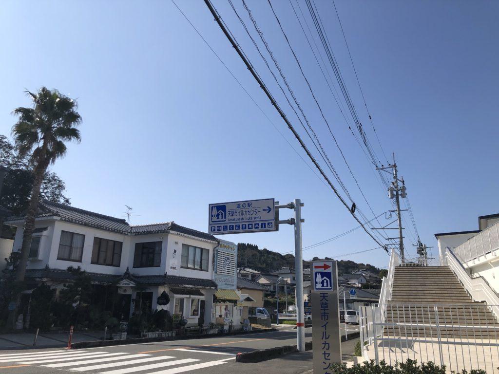 【道の駅】天草市イルカセンター